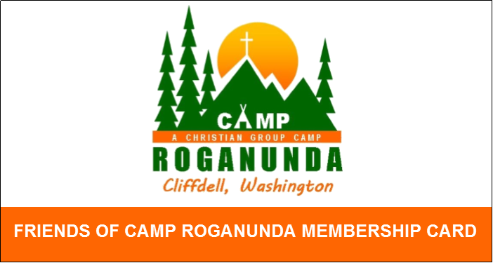Camp Membership Card Front